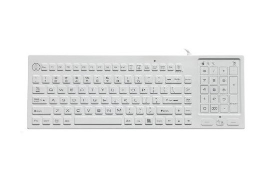 RuggedKEY silicone keyboard model RSK318