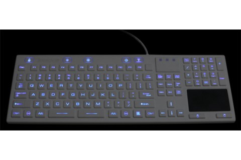 Keyboard RKM-IK110BLOFTP