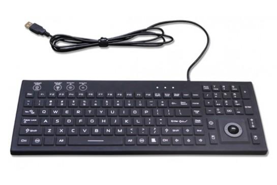Keyboard RKM-IK800BLOFRB