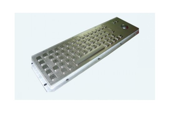 Metal keyboard RuggedKEY model RKB007
