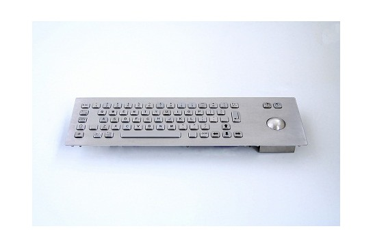 Metal keyboard RuggedKEY model RKB010