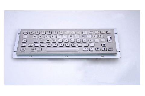 Metal keyboard RuggedKEY model RKB002