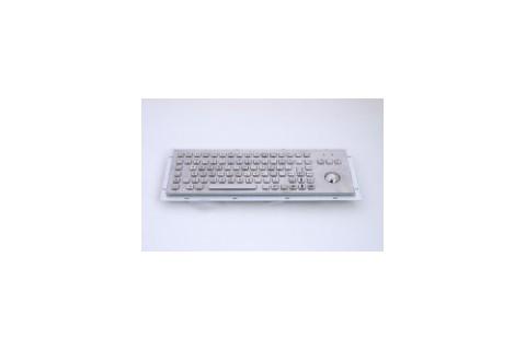 Metal keyboard RuggedKEY model RKB005