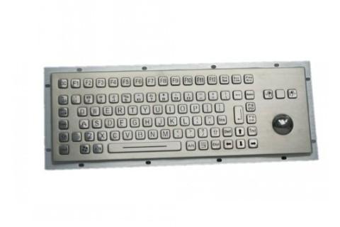 Klawiatura metalowa RuggedKEY model RKB005-L