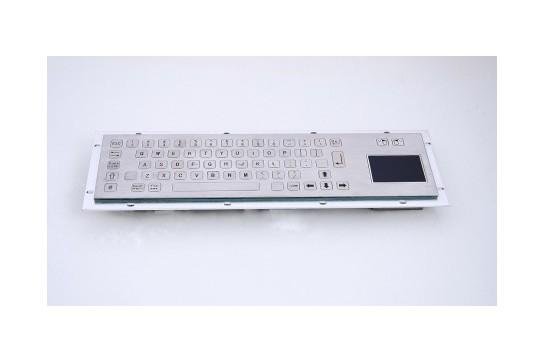 Klawiatura metalowa RuggedKEY model RKB001T-FL