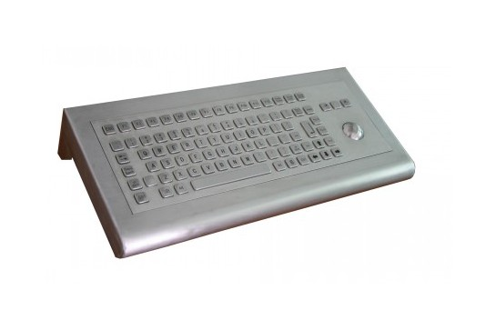 Metal keyboard RuggedKEY model RKWS003
