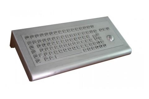 Metal keyboard RuggedKEY model RKWS003