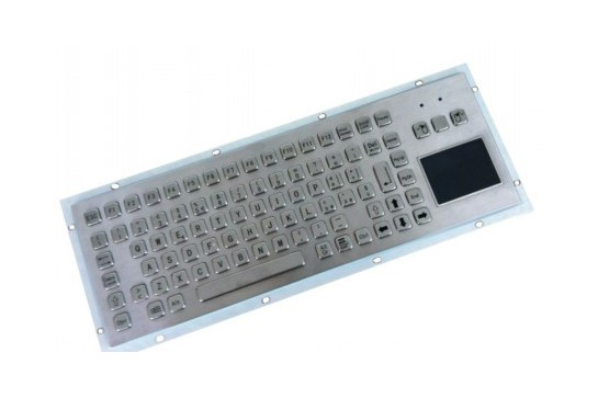 Metal keyboard RuggedKEY model RKB006