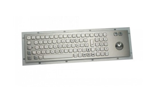 Metal keyboard RuggedKEY model RKB015