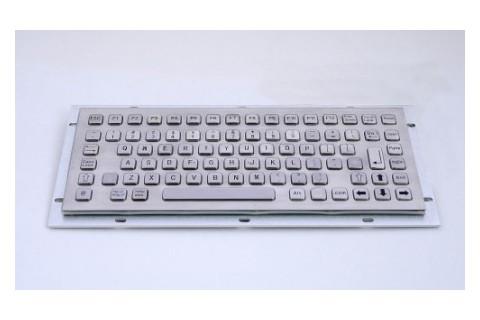 Metal keyboard RuggedKEY model RKB012