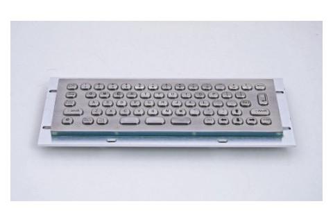 Metal keyboard RuggedKEY model RMKB701