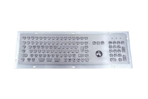Metal keyboard RuggedKEY model RMKB704