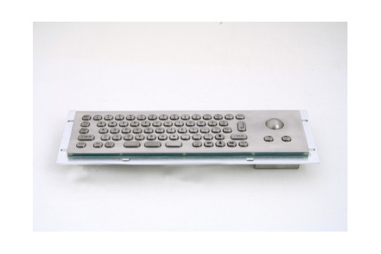Metal keyboard RuggedKEY model RMKB705