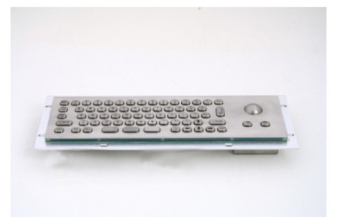 Metal keyboard RuggedKEY model RMKB705