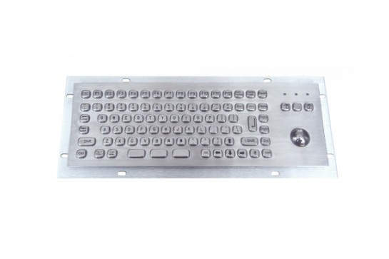 Metal keyboard RuggedKEY model RMKB703