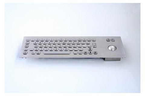 Metal keyboard RuggedKEY model RKB010