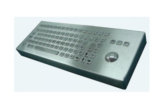 Metal keyboard RuggedKEY model RKB-CA3
