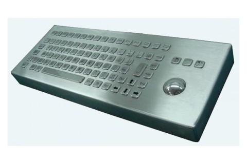 Metal keyboard RuggedKEY model RKB-CA3