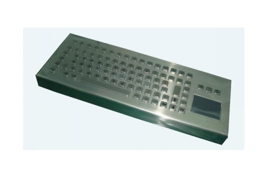 Metal keyboard RuggedKEY model RKB-CA4