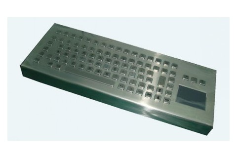 Metal keyboard RuggedKEY model RKB-CA4